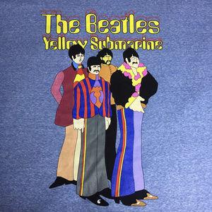 The Beatles Yellow Submarine T-shirt 3xl